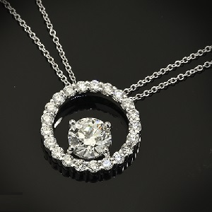 Diamond Pendants And Necklaces The Consumers Buying Guide