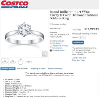 Costco Engagement Rings Review - [Are They Really Cheaper?]