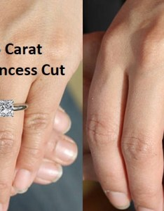 carat princess cut diamond size vs oval engagement ring also the definitive guide to shopping and prices rh beyond cs