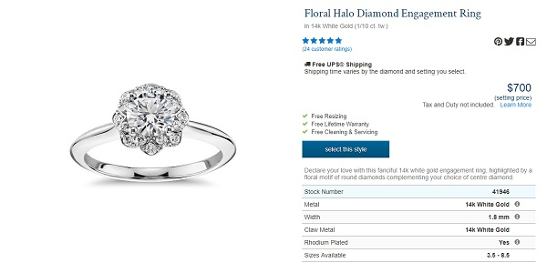 Ultimate Guide to Buying a $6000 Engagement Ring (Make Her