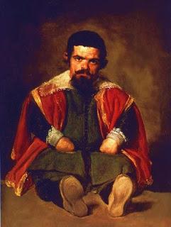 Don Sebastian de Morra by Velasquez