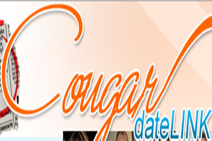 Older Women with younger men Cougardatelink review logo
