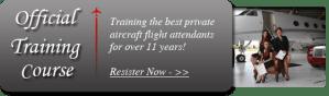 Corporate Flight Attendant Class Registration