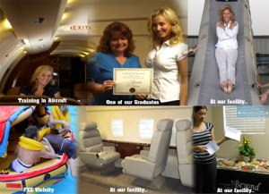 specials for private corporate flight attendants recurrent