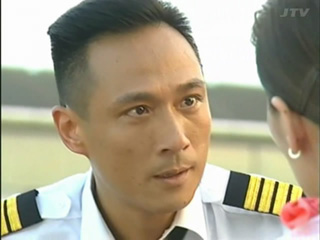 Francis Ng gazes soulfully, Triumph In The Skies, 2003