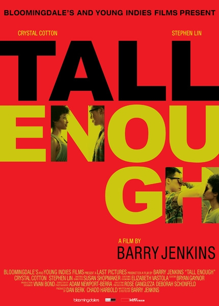 Interraciality, Tall Enough poster, Barry Jenkins, 2009
