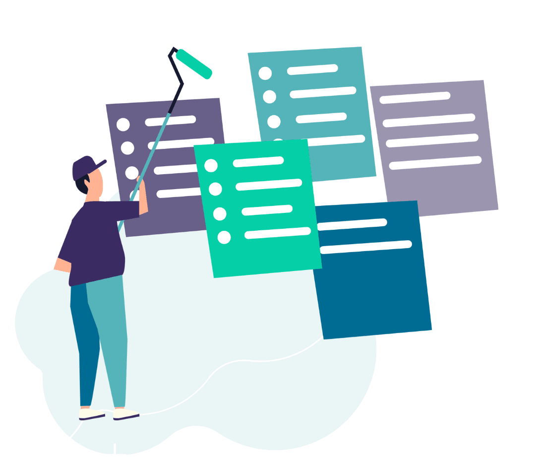 Using lists in your content