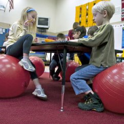 Bouncy Ball Chair Intex Inflatable And Ottoman In The News- Teacher Uses Exercise Balls To Control Squirming Students – Beyond Basic Play