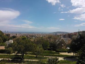 View from Park Guell