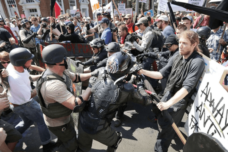 Protests: When Both Sides Act Badly