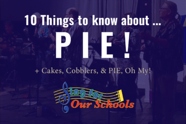 10 Things to Know about PIE