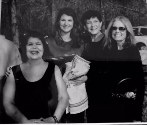 Mankiller, Molly, me, Steinem b-w