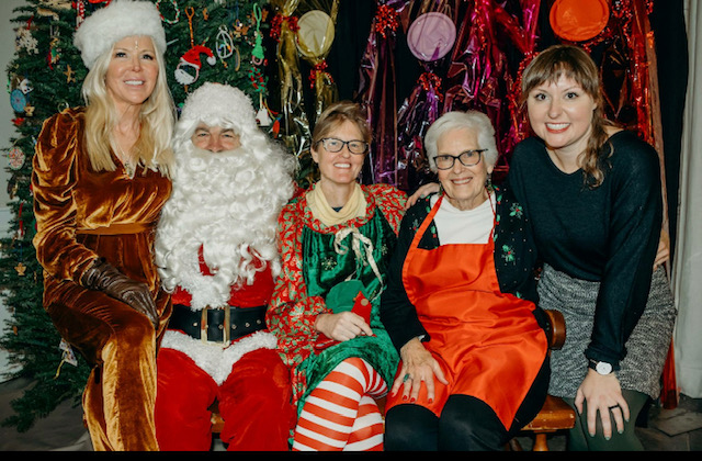Women In Recovery Holiday Celebration!
