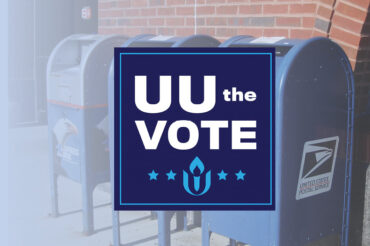 UU the Vote: Stand with the Postal Service!