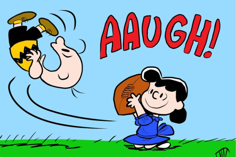 The Forgiving Heart of Charlie Brown