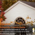 Wednesday Community Connections: Bringing our Community together for healing, hope, and growth.