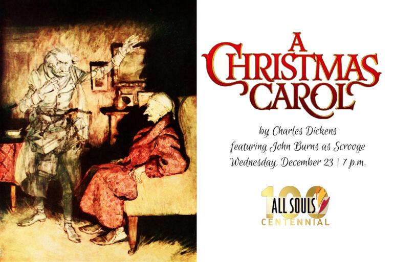 """The Original Readers Theatre – """"A Christmas Carol"""""""