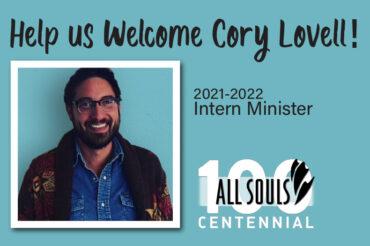 Meet Cory Lovell!