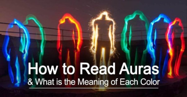 How to Read Auras & The Meaning of Each Color – Blindfold