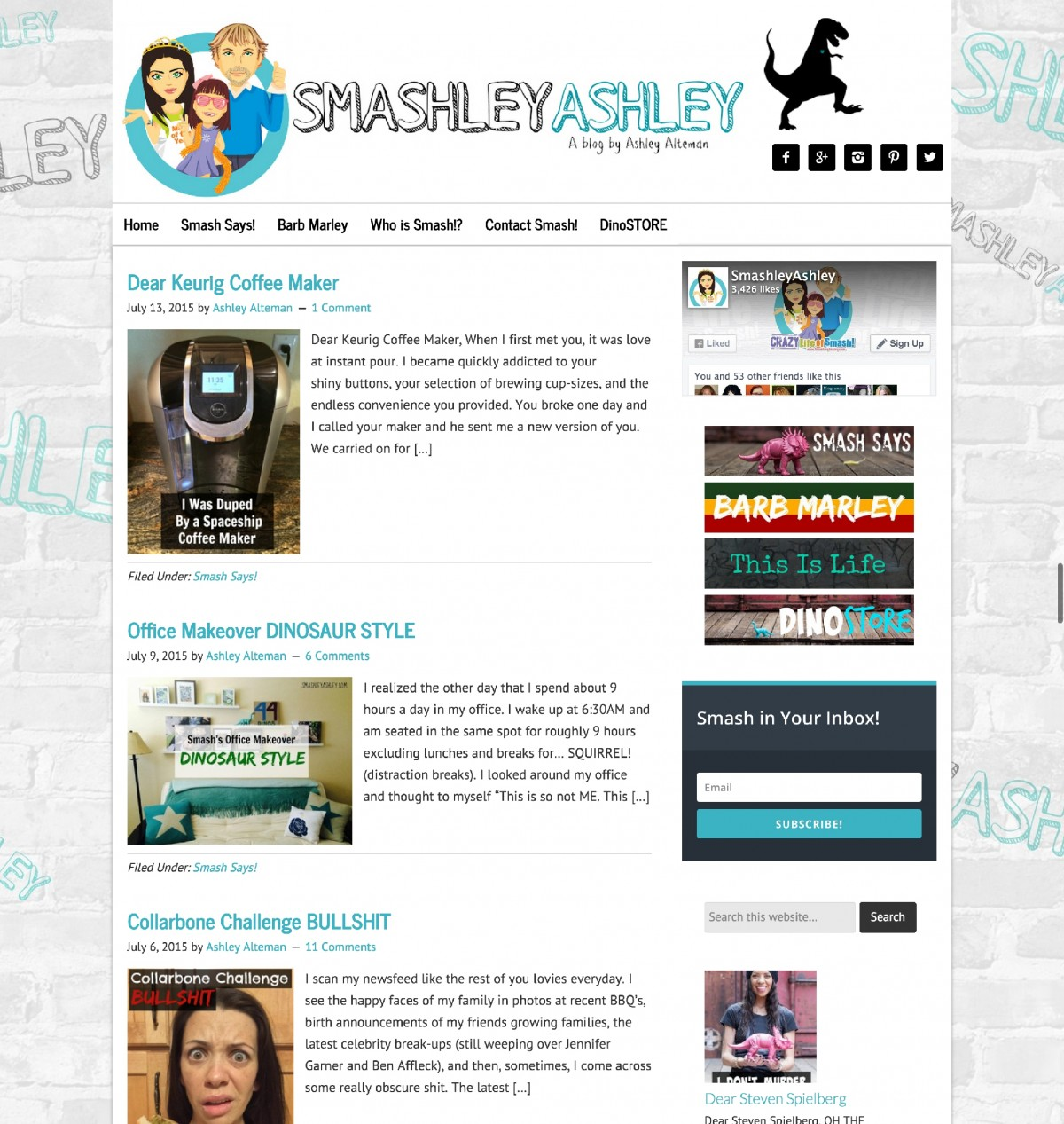 Portfolio Smashley Ashley  giant