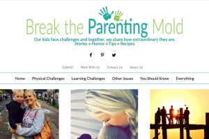 Break the Parenting Mold