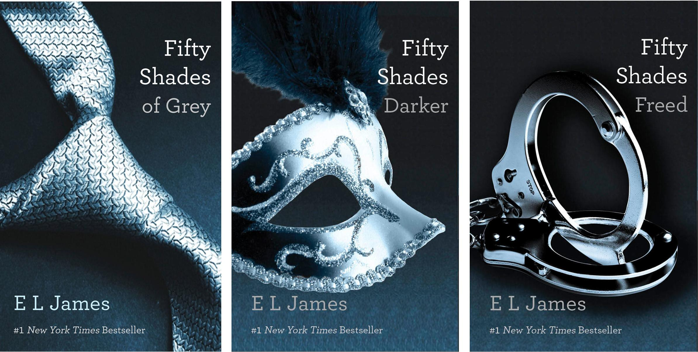 Fifty Shades Of Grey News