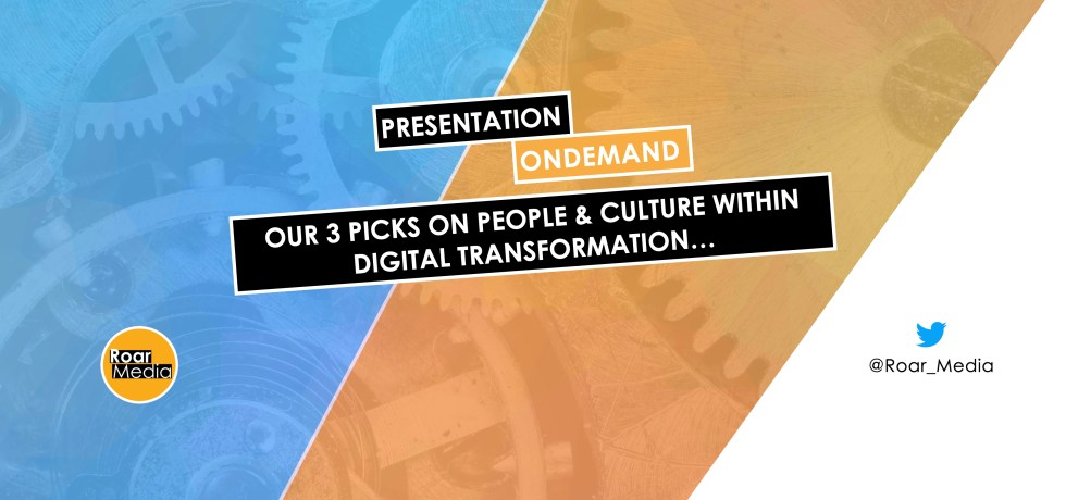3 Presentation on People and Culture within Enterprise Digital Transformation
