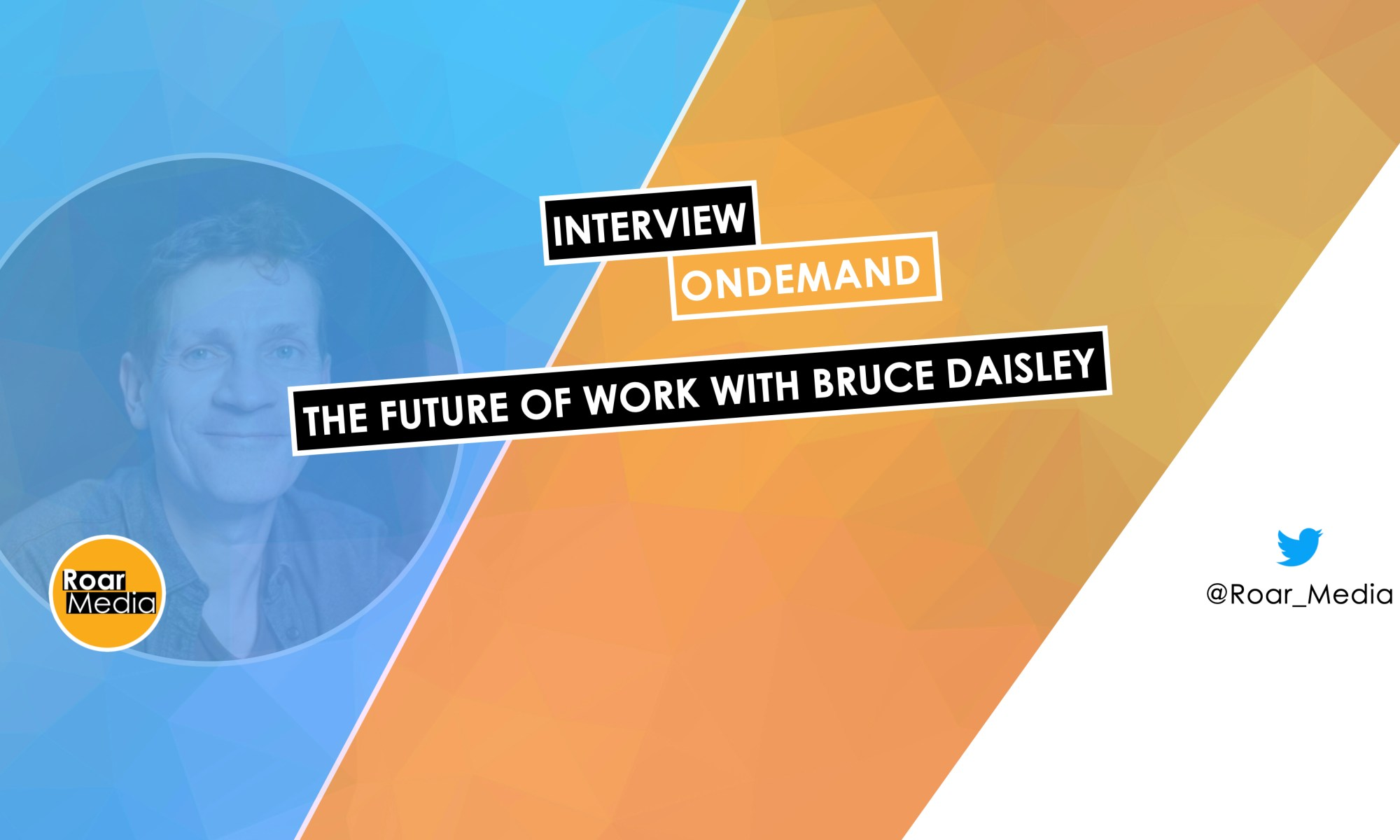 Future of Work with Bruce Daisley: Work Culture, Return to Office, Digital Tools, Leadership & more