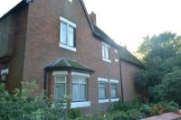 Borley Cottage, of similar architectural qualities to the rectory, and stood directly next to it