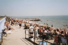 Canvey Beach