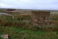 Anti-submarine/aircraft blockhouse