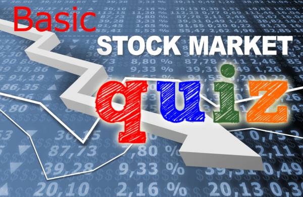 Basic Day Trading Quiz