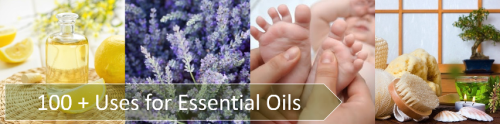 100+ ways to use essential oils