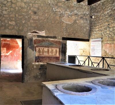 italy itinerary pompeii ruins italy