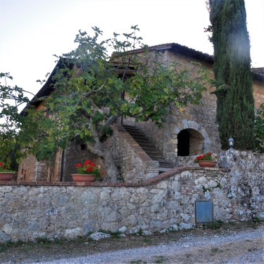 tuscan airbnb home