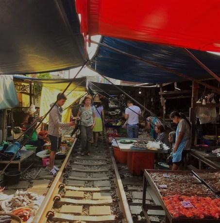 bangkok train marker