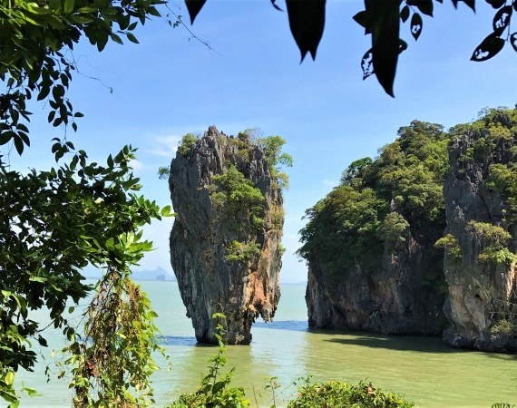 phi phi tour james bond island