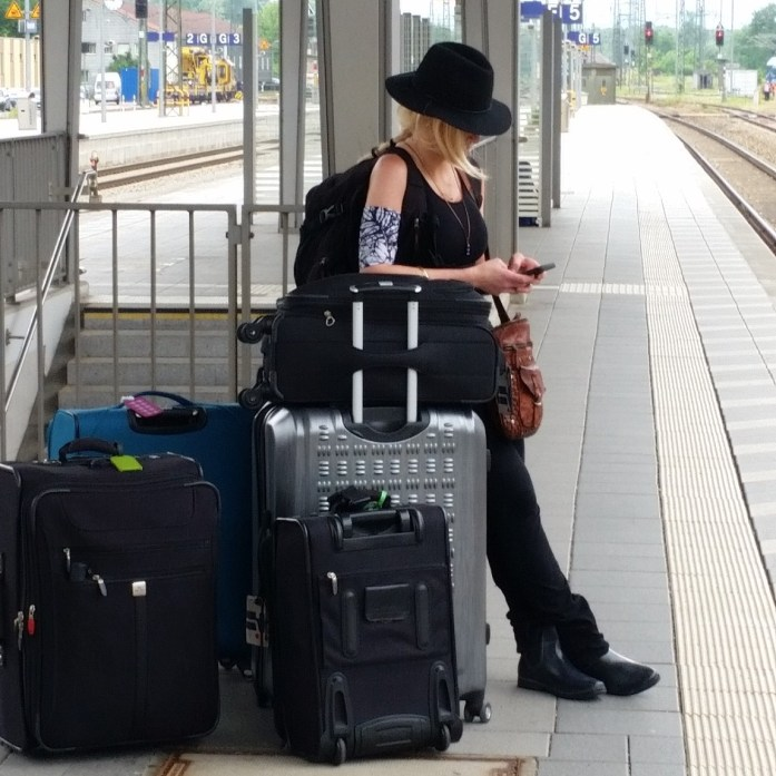 traavel by train europe