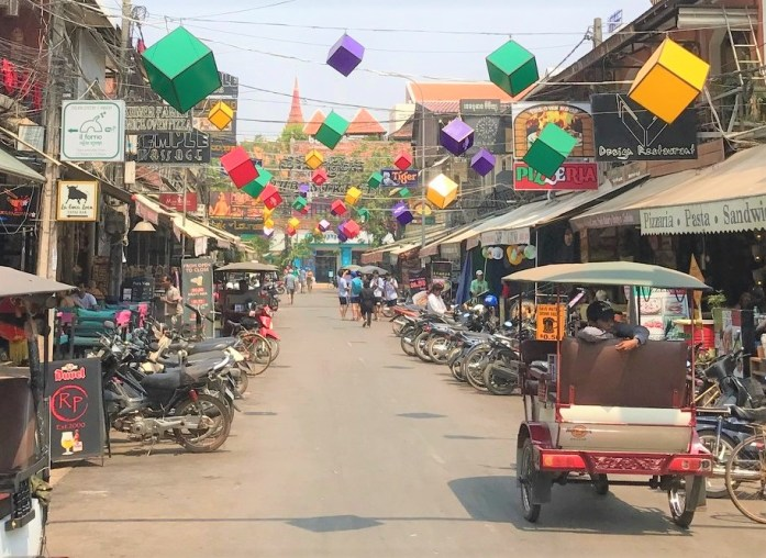 cambodia streets