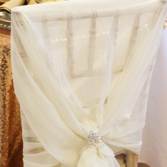 Used Wedding Chair Covers For Sale Uk Ergonomic Measurements Chiffon Hoods With A Ruffle Beyond Expectations