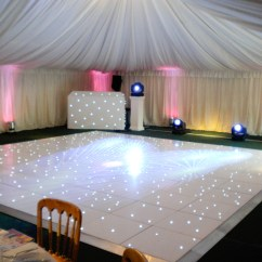 Wedding Chair Covers Hire Prices Newcastle Upon Tyne Led Dancefloor - Beyond Expectations Weddings & Events