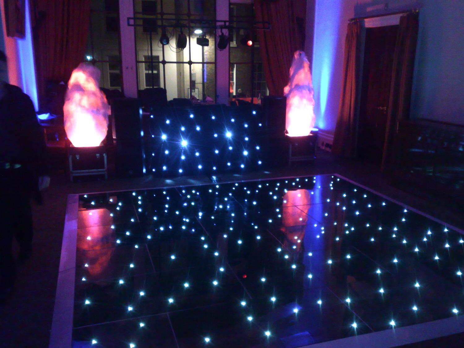 white wedding chair covers hire barcelona knoll led dancefloor - beyond expectations weddings & events