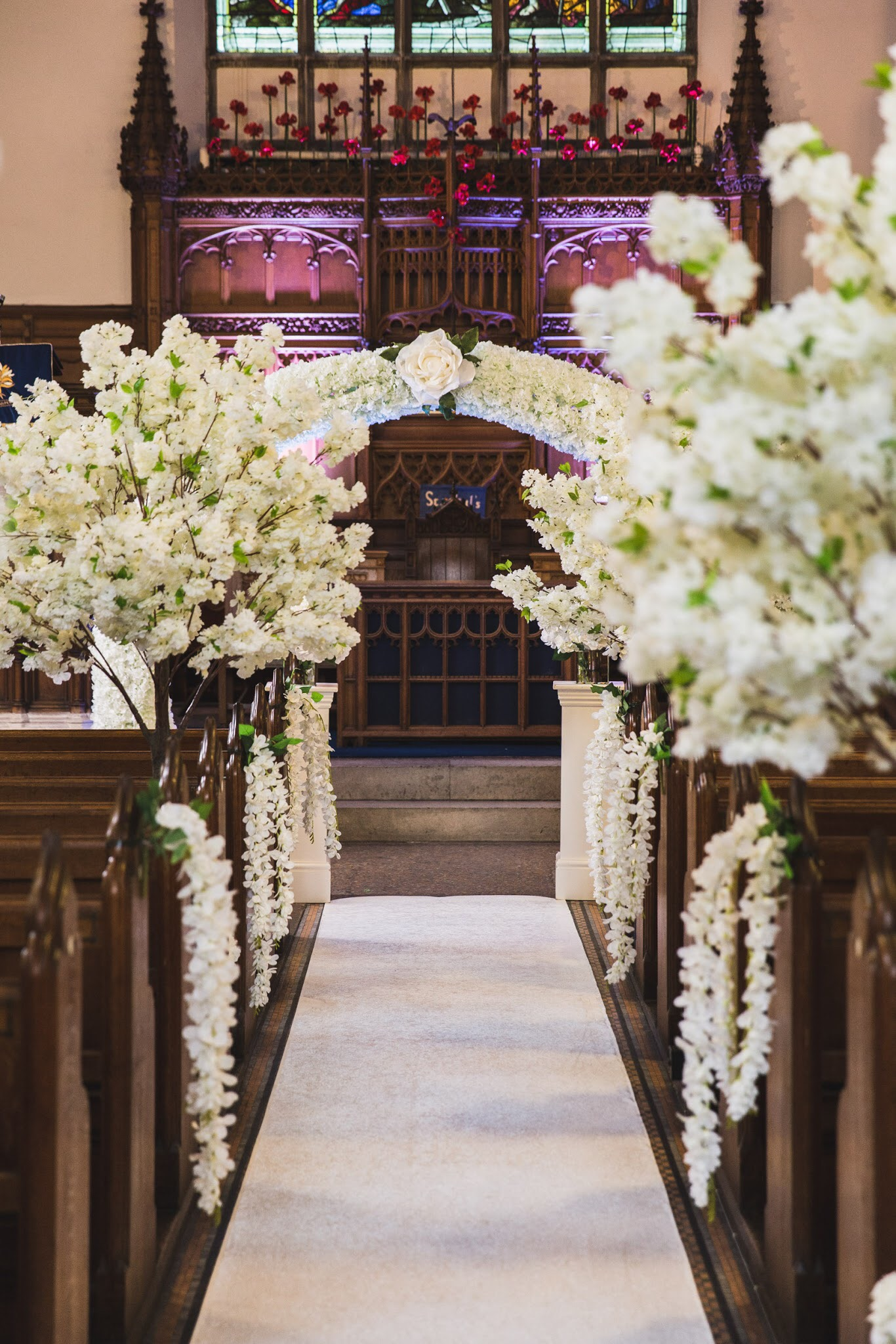 Wedding Tree Hire  Beyond Expectations Weddings  Events