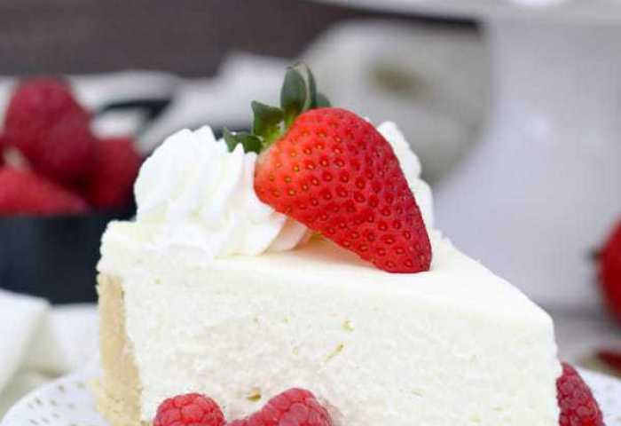 Best Ever No Bake Cheesecake Beyond Frosting