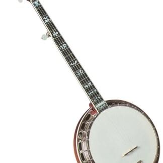 Resonator bluegrass banjos