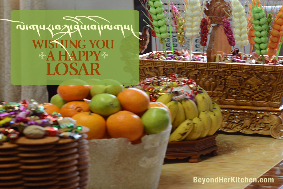 Happy Losar Tibetan New Year