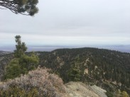 Mt. Baldy via Backbone 005