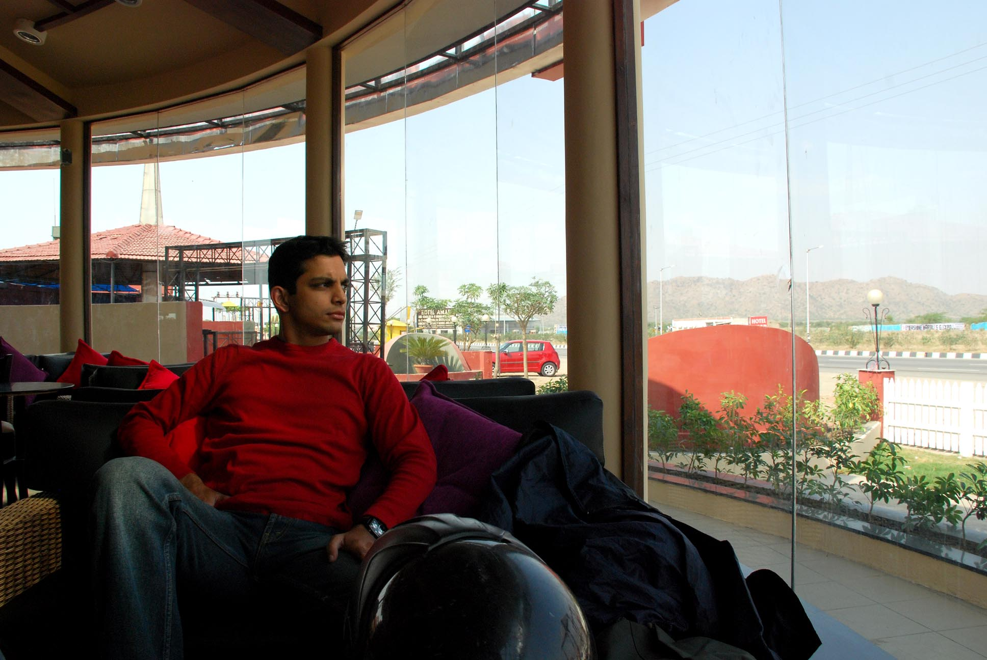 Aamir finally finds 'his kinda place'
