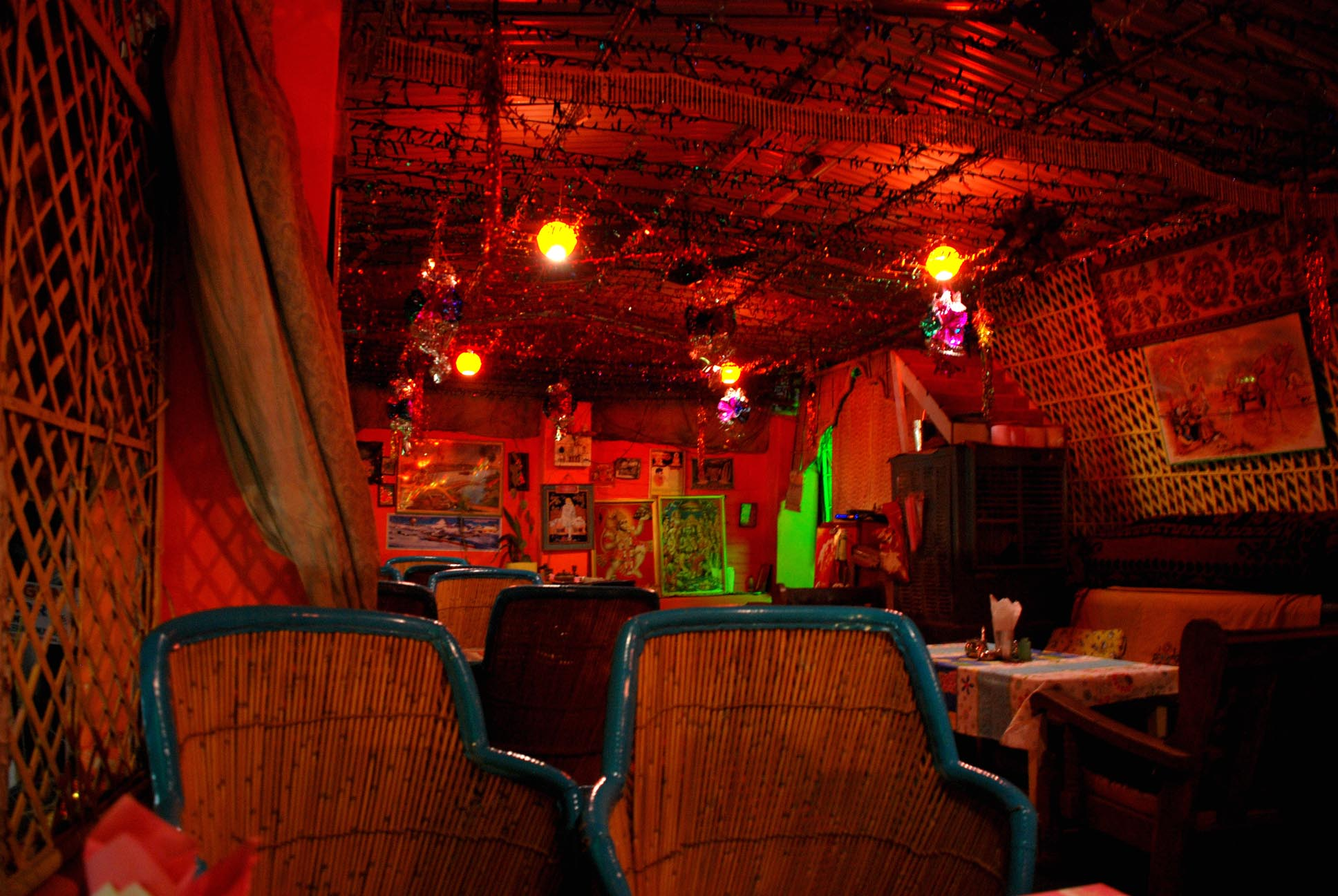 Hard Rock Restaurant!