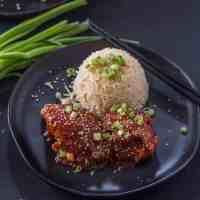 Instant Pot Korean Chicken Thighs